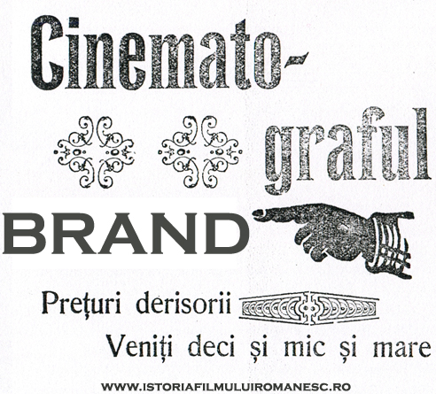 Cinematograful Brand – Roman 1911